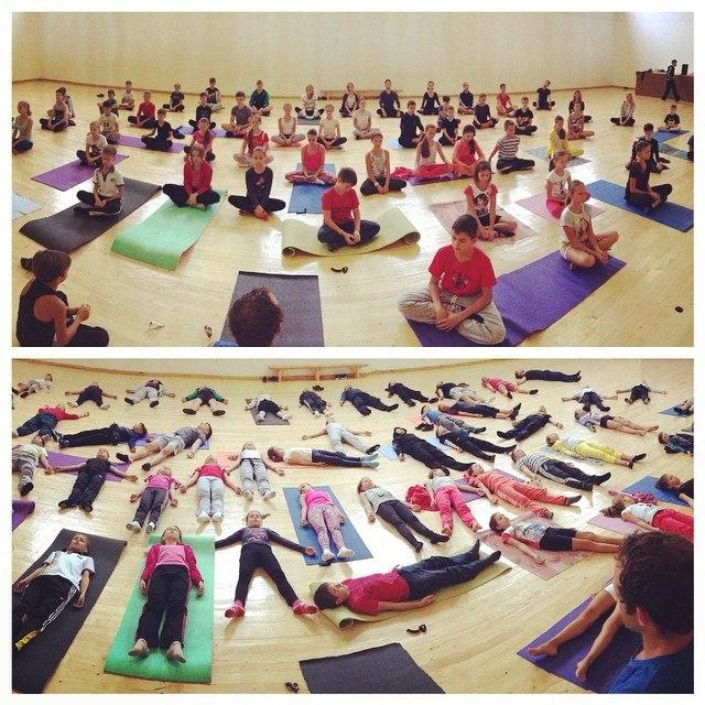 Ваджра йога для детей