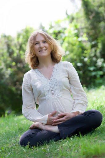 Евгения Носова. Инструктор йоги для беременных